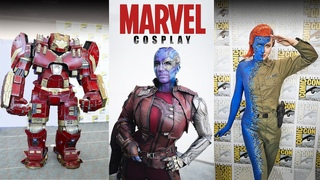 350 Epic Marvel Costumes That Take Cosplay To The Next Level -  Marvel Cosplay Music Video 2019