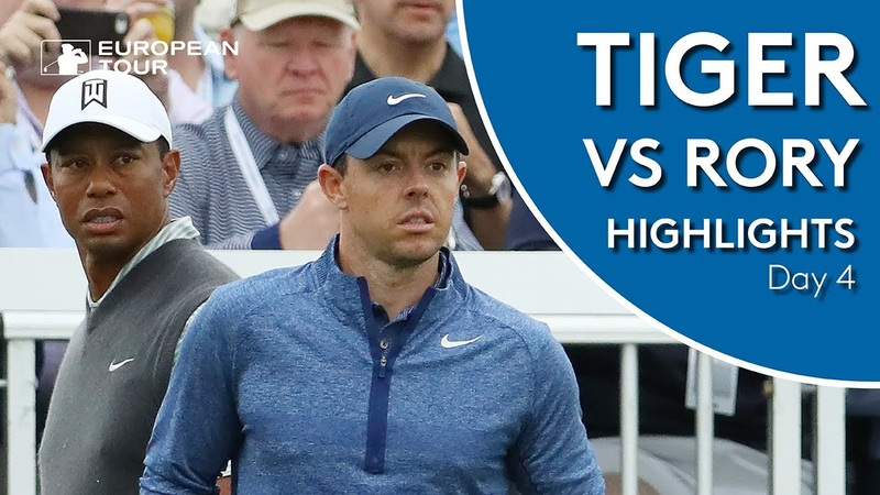 Tiger Woods vs Rory McIlroy Highlights 2019 WGC Dell Technologies Match Play