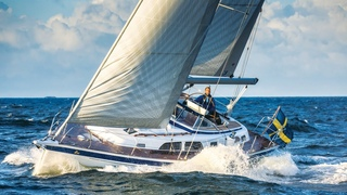 Hallberg-Rassy 40C boat test | A turbo-charged offshore cruising yacht | Yachting Monthly
