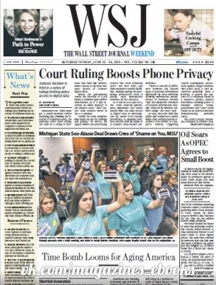 20180623 The Wall Street Journal