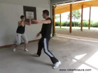 Traditional Italian Knife Fighting - private lesson - part 4
