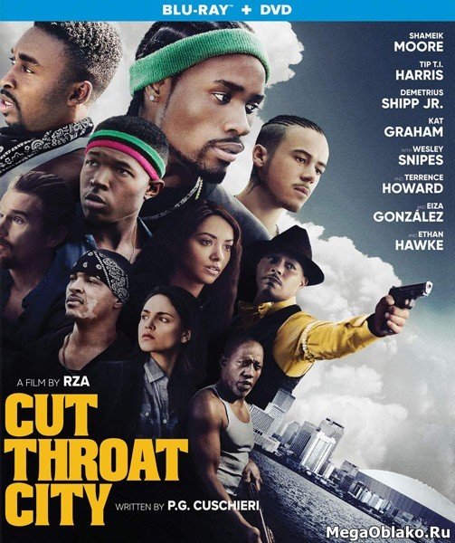 Город головорезов / Cut Throat City (2020/BDRip/HDRip)
