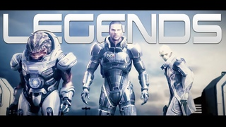 Bioware Tribute || Live Like Legends - Mass Effect Legendary & Others