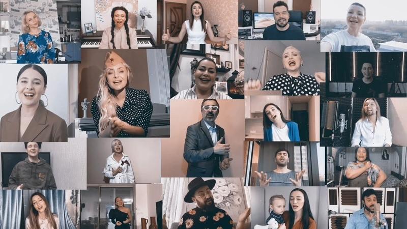 Звёзды шоу Голос КАТЮША К 75 летию Победы в Великой Отечественной войне