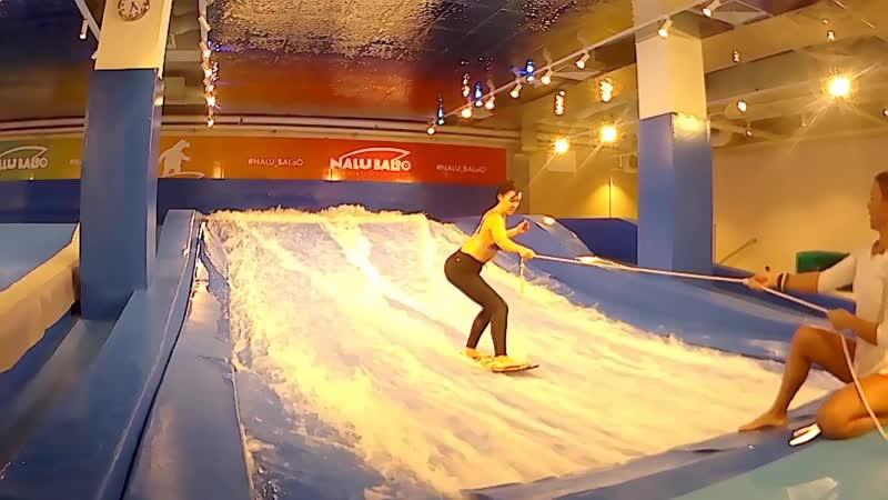 Nalu Baloo школа серфинга