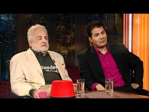 Henryk M. Broder und Hamed Abdel-Samad zu Gast bei Harald Schmidt
