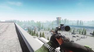 Читераст?! Или как попасть на крышу ТК Ультра #Escape From Tarkov #гайд