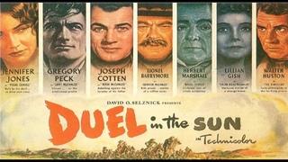 Дуэль под солнцем 1946 Full HD 1080p / Вестерн  / Грегори Пек