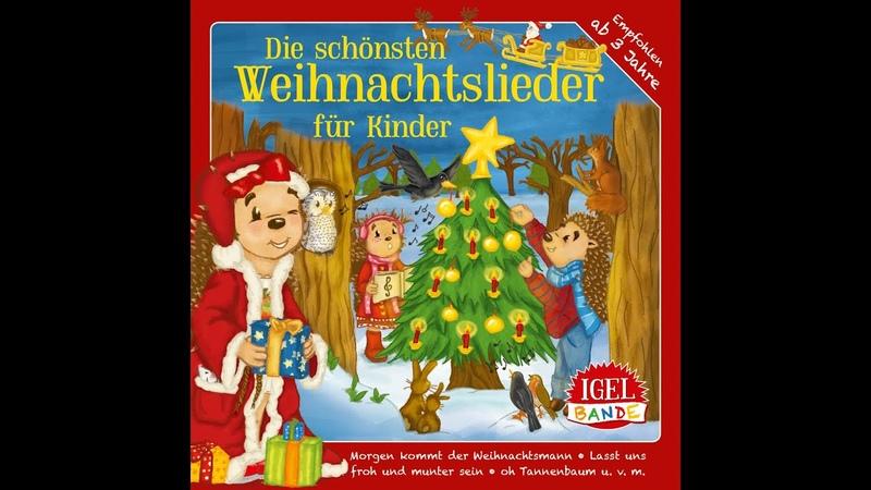 Igel Bande Die schönsten Weihnachtslieder IGEL BANDE Full Album