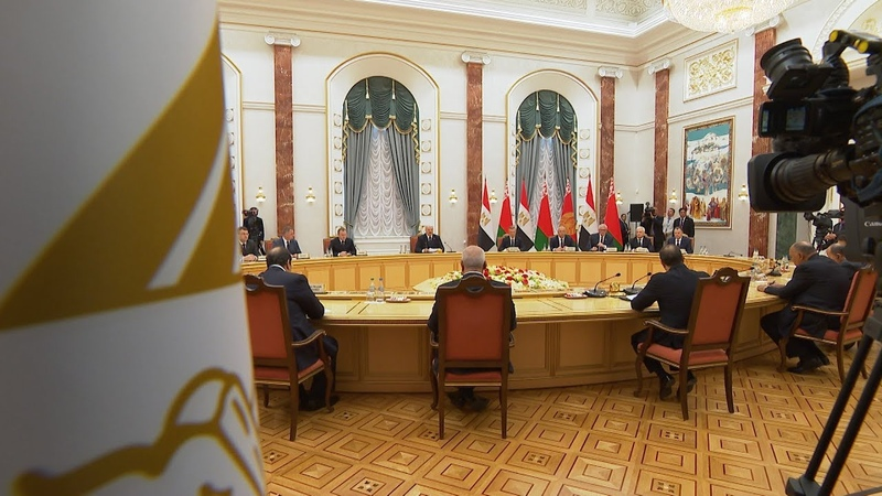 Беларусь рассчитывает на расширение сотрудничества с Египтом в образовании и туризме