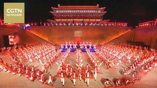 Традиционный китайский танец с барабанами [Age 0+]