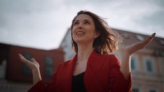 """Лина Серебрякова. Лучший клип- кавер на песню """"В пять утра"""" (Гузель Хасанова)"""
