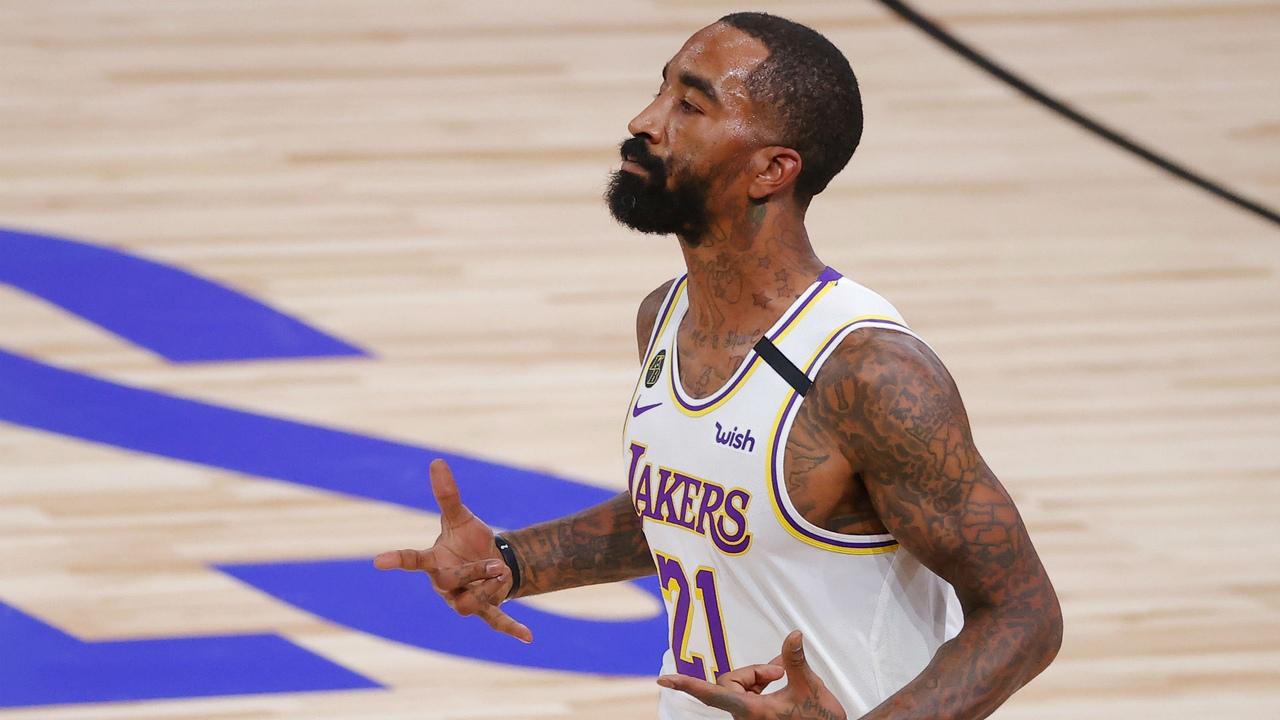 Джей Ар Смит ответил на обвинения в незаслуженности титула чемпиона НБА