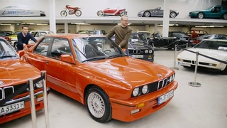 Inside BMW Group Classic – The BMW M3 E30. Something is missing…