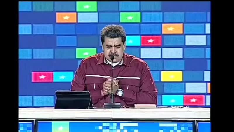 Ve El presidente de Venezuela Nicolás Maduro anuncia que si pierde las elecc 480 X 720 .mp4