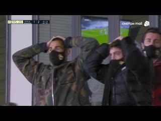 Промо к матчу «Севилья» – «Реал Мадрид»