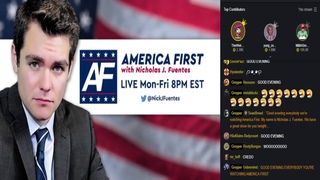 PEDO ELITE: Biden Email Leaks Contained Underage Photos | Nick Fuentes America First Ep. 706