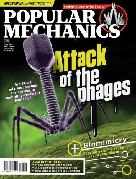 Popular Mechanics South Africa – June 2019
