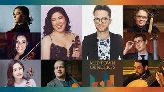 Live Broadcast  10 June    Midtown Concerts