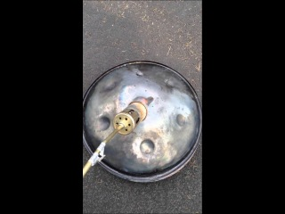 How to Quench a Handpan