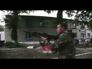 Боевик ДНР Моторола(Арсен Павлов) обстреливает жилые дома Донецка ориентировочно 2015 год