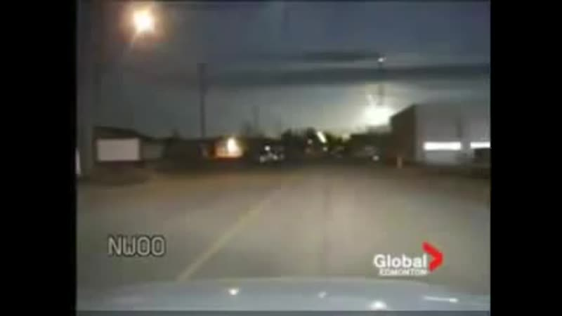 Метеорит Buzzard Coulee хондрит H4 Канада. Пролёт болида: 20 ноября 2008г около 03:30 МСК