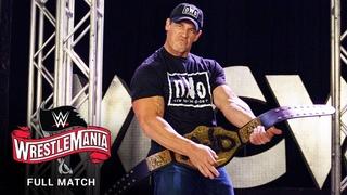 "FULL MATCH - John Cena vs. ""The Fiend"" Bray Wyatt - Firefly Fun House Match: WrestleMania 36"