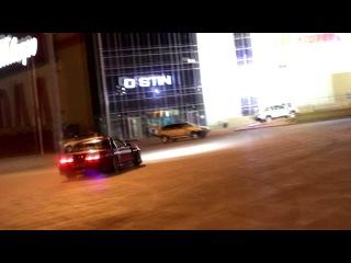 Покатушки у Комсомолла. Nissan Silvia S13 и Mazda RX-7
