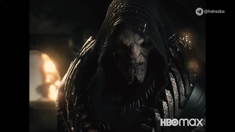 Лига справедливости Зака Снайдера Русский трейлер 2021 Сериал сезон 1 фантастика фэнтези боевик приключения