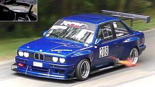 BMW E30 Monster ONBOARD || 3.0 Inline 6 Swap & Widebody