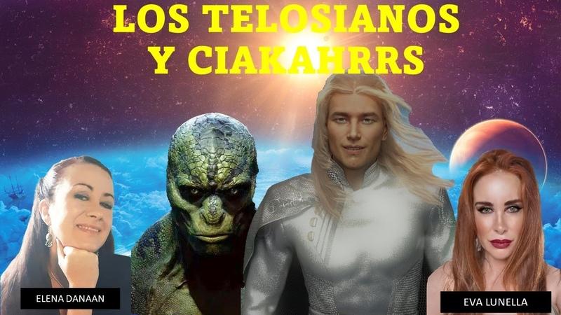 LOS TELOSIANOS Y CIAKAHRR EL DON DE LAS ESTRELLAS Capìtulo 8