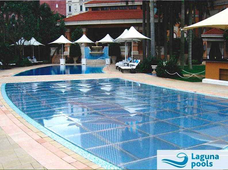 Надувные павильоны для бассейнов