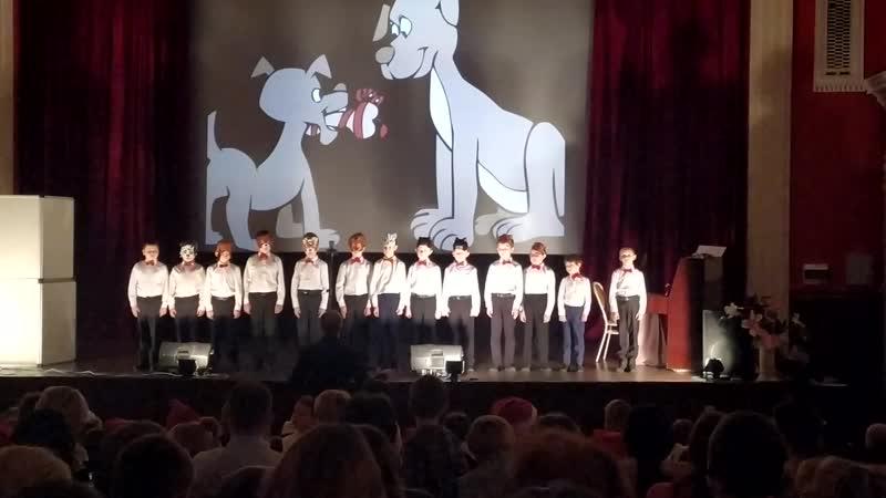 Новогодний концерт в к/т Аврора 25.12.19