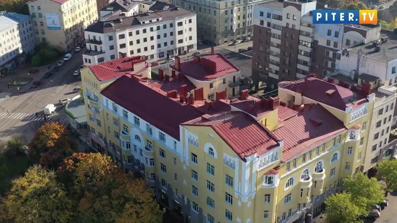 Дворец Пиетинена воплощение финского эпоса в архитектуре