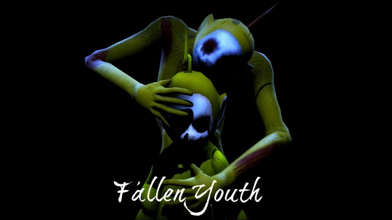 SFM Slendytubbies Fallen Youth Meme Remake