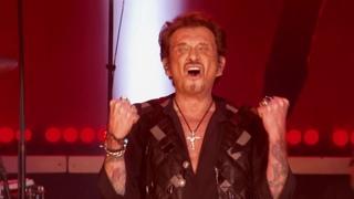 Johnny Hallyday - Que je t'aime (Rester Vivant Tour)