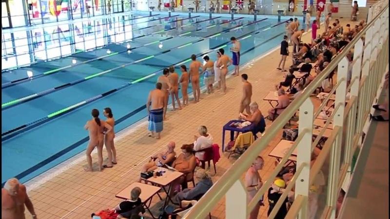Compétition natation naturistes - Montluçon 2013