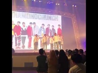 180802 D-CRUNCH Lotte World Summer Night Party - - I Want Fancam - - @DIA_CRUNCH D_CRUNCH  - via ilovedcrunch