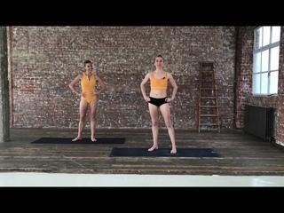 Урок Балета 2. Cardio Ballet Blast Workout