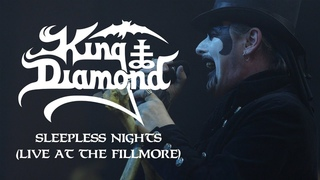 King Diamond - Sleepless Nights - Live at The Fillmore (OFFICIAL)