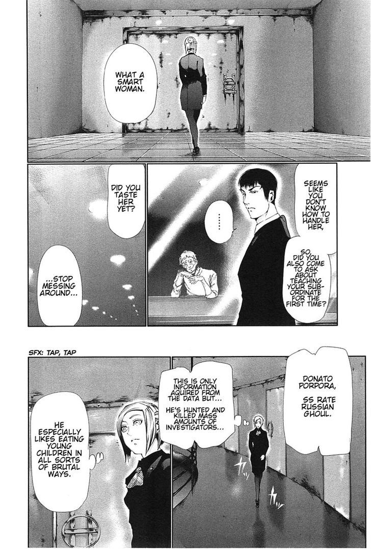 Tokyo Ghoul, Vol.9 Chapter 83 Father, image #4