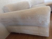 Пример нашей работы по химчистке дивана