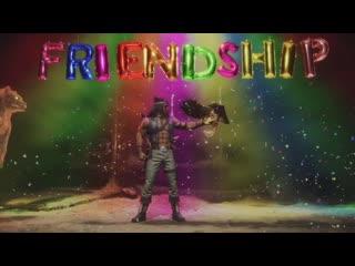 Mortal Kombat 11: Aftermath  Friendships Trailer