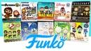 FUNKO Mystery Minis Mix! СЮРПРИЗЫ Холодное сердце 2, РИК И МОРТИ,мультфильмы Диснея,ТРОЛЛИ, Мстители
