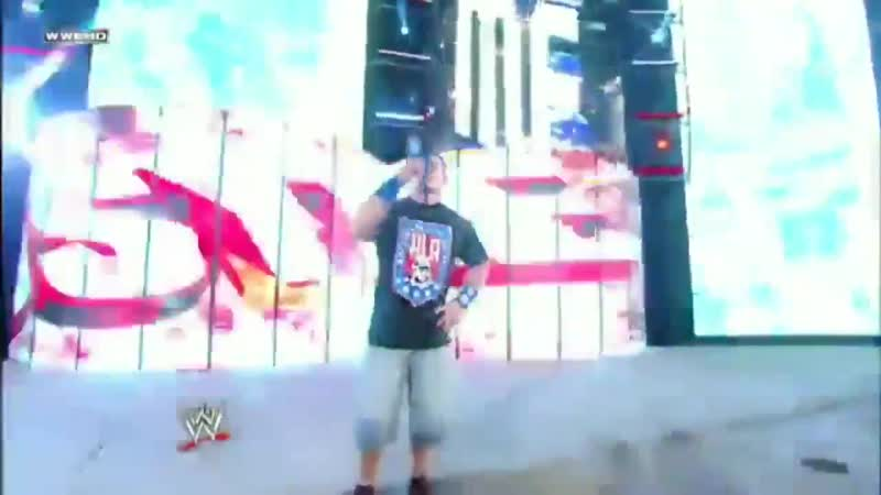 John Cenas entrance song ft BTS