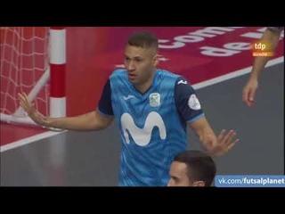 Кубок Испании: Palma Futsal - Inter Movistar (Полный матч, 1-4 финала)