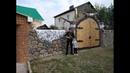 забор из арт бетона декоративный камень .. мастер Влад Гуф.