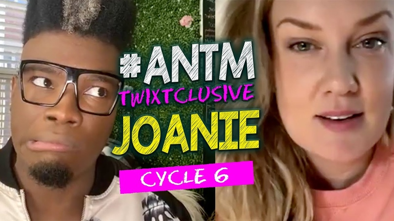ANTM Joanie Talks Cycle 6 Losing a Beyonce Job Deleted Hypnosis Scene Full Crazy Teeth Journey