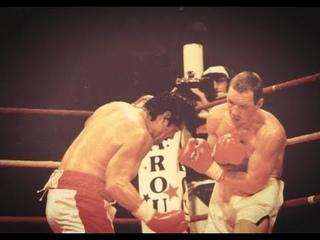 DAVE RADFORD Vs ROBERTO DURAN **FULL FIGHT HIGHLIGHTS**