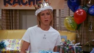 Friends - 30th Birthday Rachel... and plan...